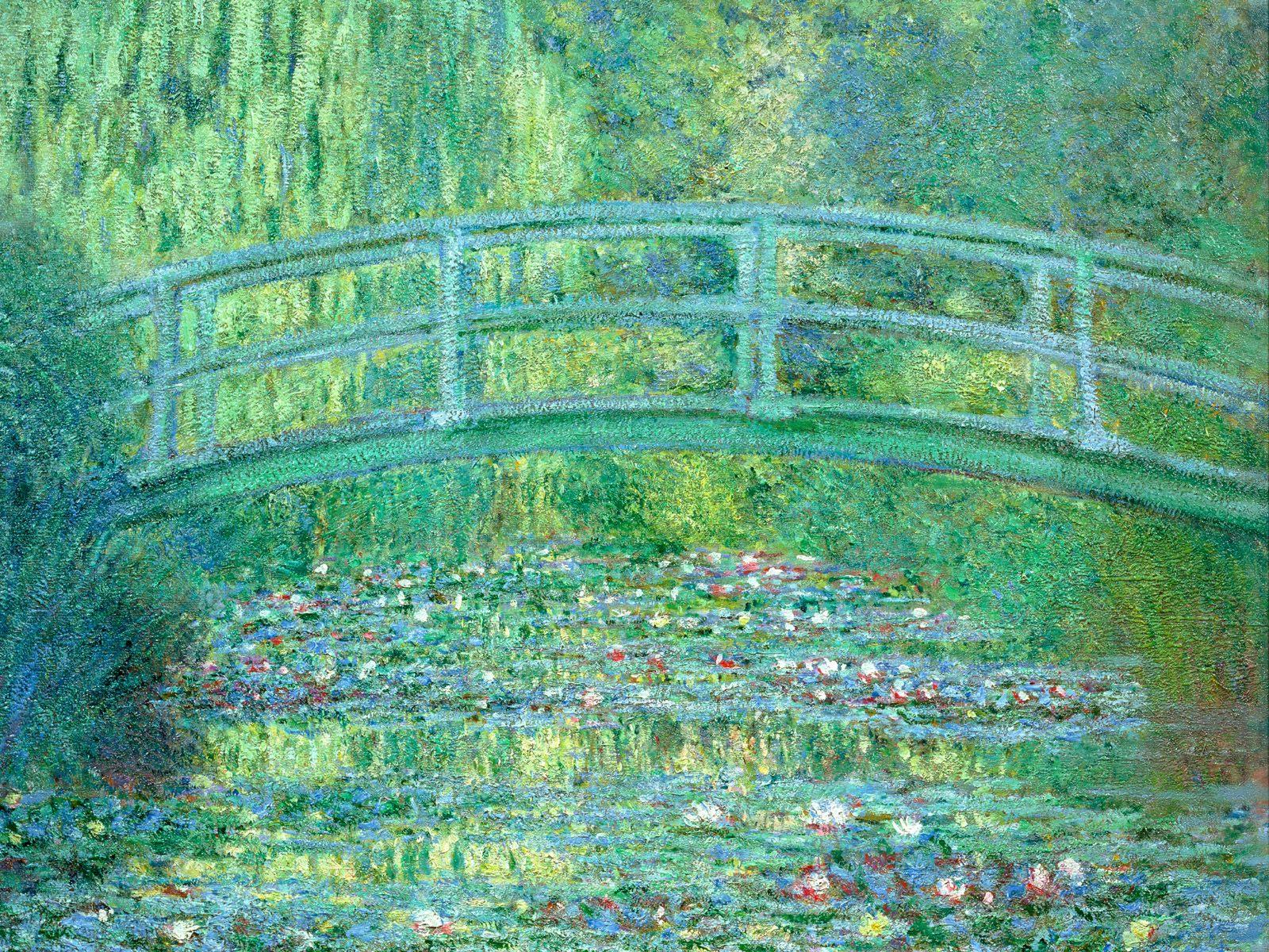 Claude Monet sur votre table ! 1