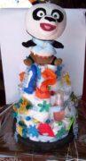 Gâteau de couches pour une naissance !! 2