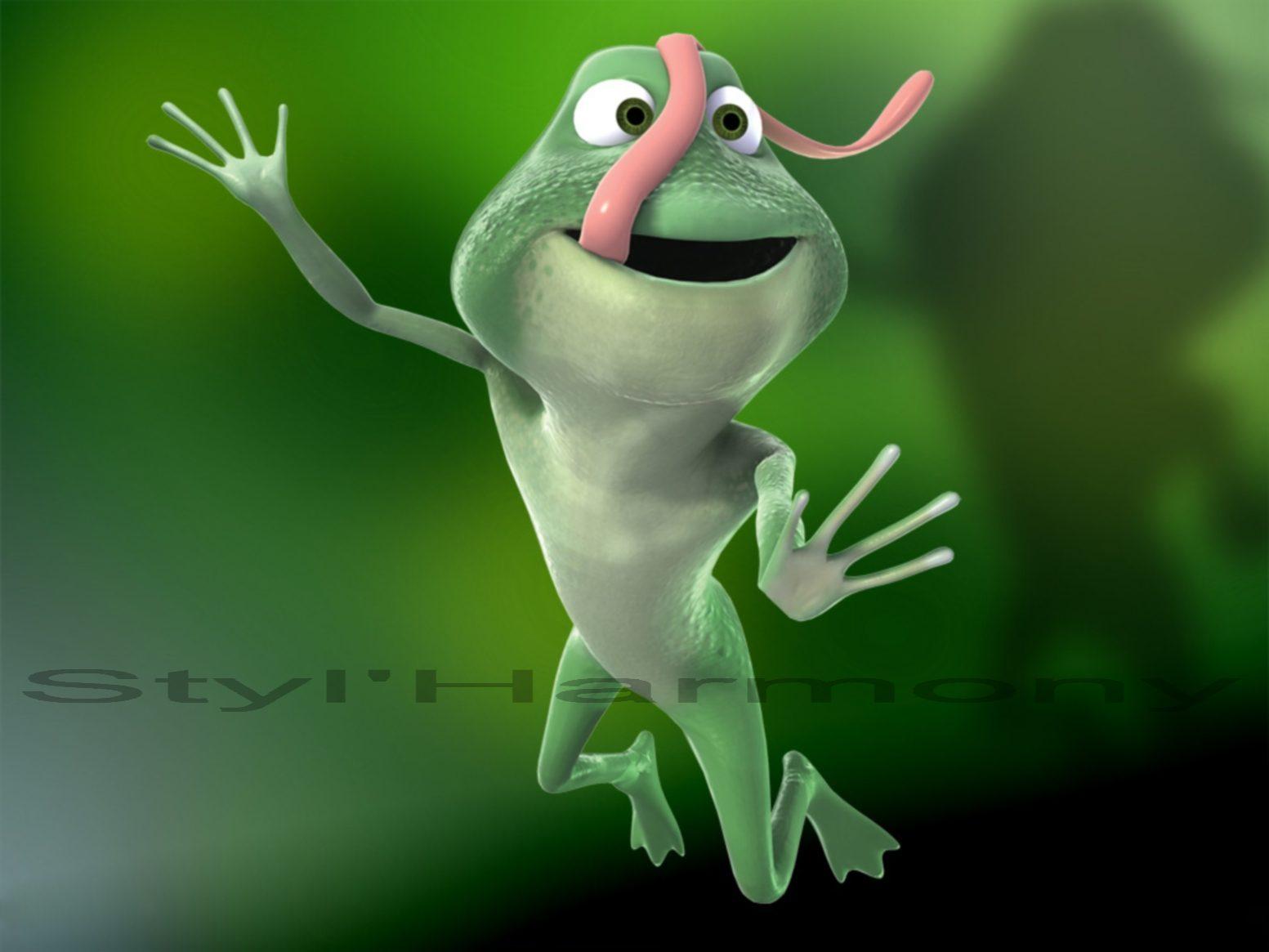 On change de thème : souris et grenouille ! 1