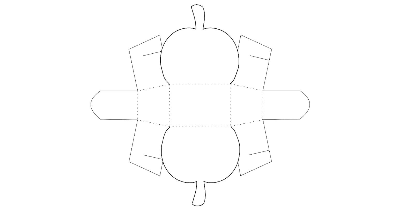 Citrouilles téléchargeables modèle 1 1