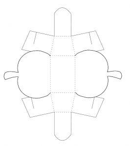 Citrouilles téléchargeables modèle 1 2