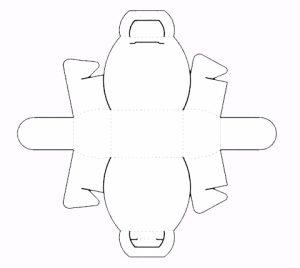 Citrouille modèle 3 2