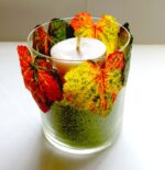 Make your own Fall Home Decor with Glass Jars 3