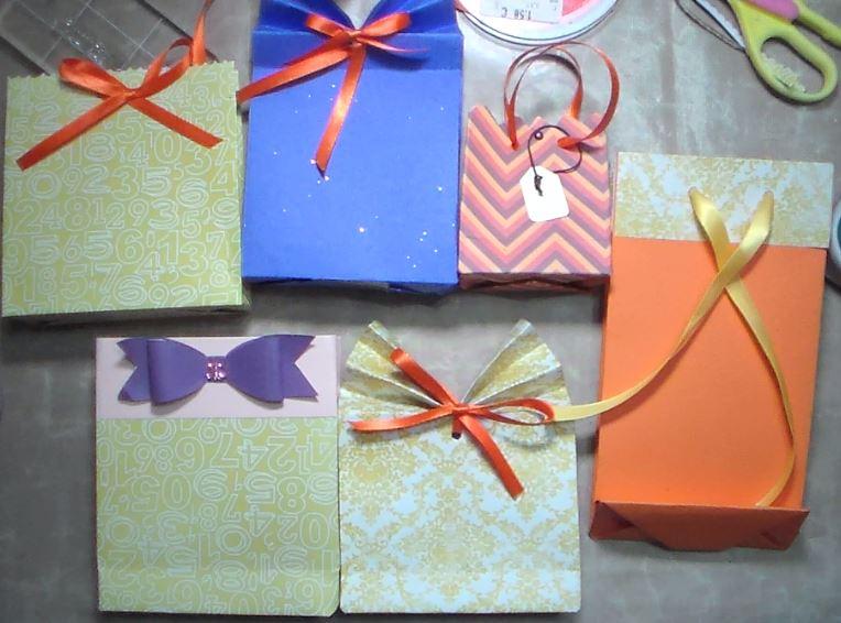 paper bags, sacs en papier